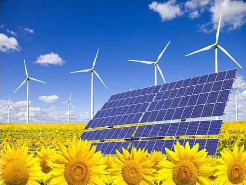 太阳能建筑:将太阳能发电与建筑材料相结合,使得未来的大型建筑实现